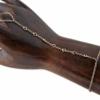 NK x Jacquie Aiche 7 Black Diamond Finger Bracelet