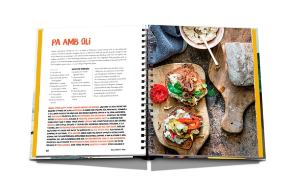 The Ashram Cookbook: The Way We Eat - Pa Amb Oli