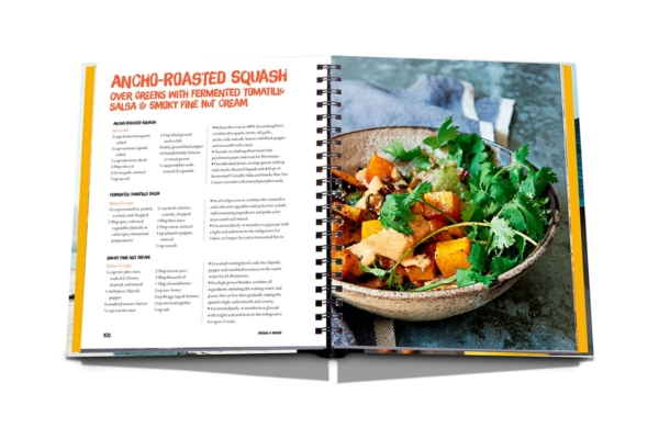 The Ashram Cookbook: The Way We Eat - Ancho-Roasted Squash