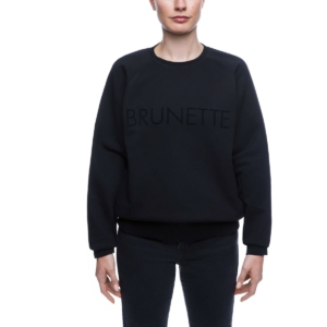 NK X Brunette The Label Sweatshirt- brunette